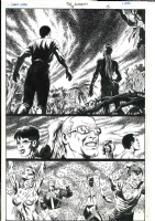 The Authority #18, pg 15 Comic Art