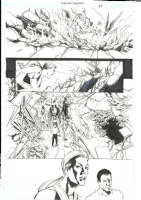 Planetary/The Authority: Ruling the World, pg 44 Comic Art
