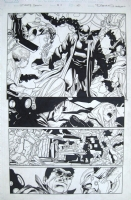 Ultimate Doom #2, pg.10 Comic Art