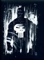 The Punisher Comic Art
