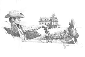 James Dean by Pepe Gonzalez 1980 Comic Art