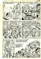 Rom Spaceknight annual #1 p.4 Comic Art