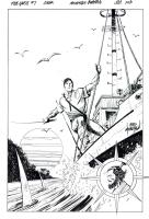 Five Ghosts 7 Cover - Chris Mooneyham , Comic Art