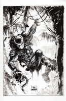 Predator Commission, Comic Art