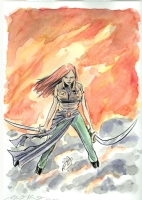 Mind MGMT Meru Commission by Matt Kindt, Comic Art