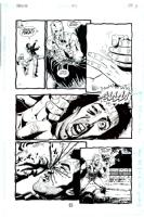 Preacher 12 page 15 - Jesse vs. Jody!, Comic Art