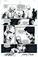 Preacher 4 page 16 - Steve Dillon, Comic Art