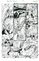 Brad Gorby / Jason Gorder - Medieval Spawn Figure #1 - Page 5 Comic Art