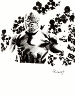 Darkseid by Tom Raney, Comic Art