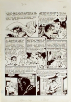Crime SuspenStories #1 (E.C., 1950) WALLY WOOD pencils and inks Comic Art