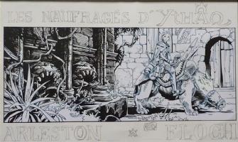 Floch Adrien - Les Nafrag�s d' Hytaq Comic Art