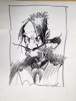 Loisel - Crochet Comic Art