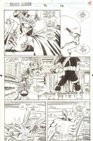 Silver Surfer 71 pg 15. Nebula Comic Art