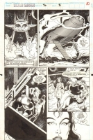 Silver Surfer 70 pg 10. Nebula Comic Art