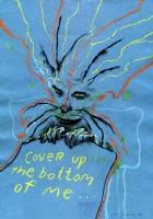 Brendan McCarthy - Cover me up from Swimini Purpose, Comic Art