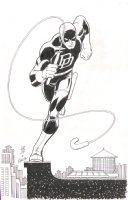 John Romita Jr, John Romita Sr. - Daredevil, The Man Without Fear! Comic Art