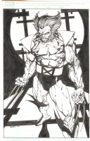Bart Sears - Wolverine Comic Art