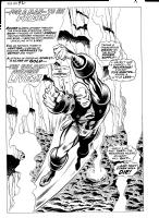 Iron Man #72 p.9 (11) Comic Art