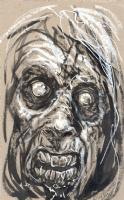 EVIL DEAD Basement Boogeywoman!, Comic Art
