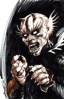 Demon: Etrigan (Jack Kirby's The Demon!), Comic Art