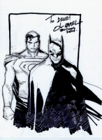 World's Finest by Olivier Coipel, Comic Art