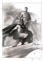 World's Finest by Adi Granov, Comic Art