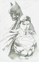 World's Finest by Ivan Reis, Comic Art
