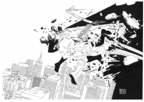 World's Finest by Eduardo Risso, Comic Art
