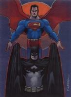 World's Finest by Matt Wagner, Comic Art