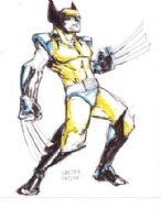 Wolverine, Comic Art