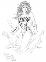 Joe Phillips - Wonder Woman Comic Art