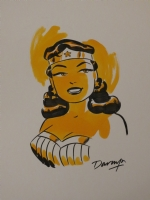 Darwyn Cooke - Wonder Woman Comic Art