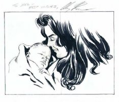 Alex Ross - Wonder Woman Comic Art