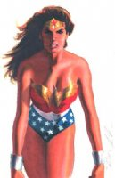 Alex Ross - Wonder Woman, Comic Art