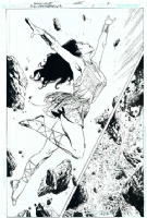 Butch Guice - Wonder Woman Comic Art