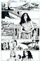 Justice League Classified #2 page Comic Art
