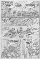 Wonder Woman - Curt Swan - Page 4 Comic Art