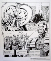 A Mega City Primer: Part 12 Comic Art