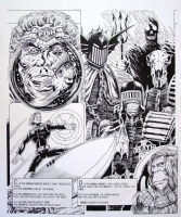 A Mega City Primer: Part 2 Comic Art