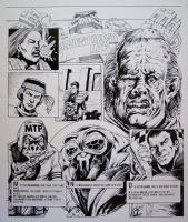 A Mega City Primer: Part 7 Comic Art