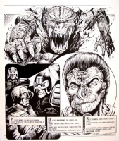A Mega City Primer: Part 8 Comic Art