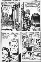 Silver Surfer Graphic Novel, p. 60 Comic Art