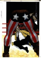 Sean Phillips: Hellblazer - Issue 122, Cover, Comic Art