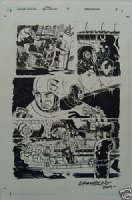Lobster Johnson 1 Pg 15  Iron Prometheus' Comic Art
