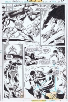 Garcia Lopez/Woody Hercules Comic Art