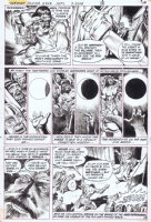 Young Frank Miller Comic Art