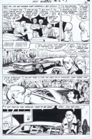Toth Hot Wheels Gem Comic Art