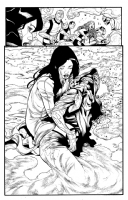 Young X Men 11 pag 22 - Rafa Sandoval - Roger Bonet Comic Art