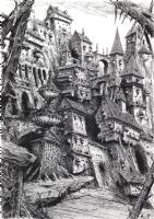 Turris #1- Ian Miller Comic Art