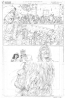 Chronicles of Dragonlance 7 Pg 11 Comic Art